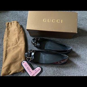 Gucci Horsebit Ballet Flats